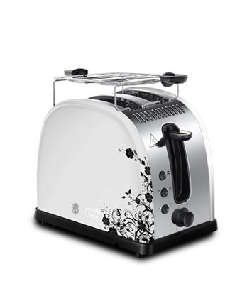 Russell Hobbs 21973-56 Legacy Floral Tosteris
