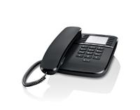Gigaset PHONE  DA510    Black telefons