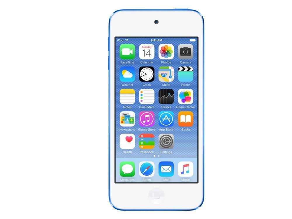 Apple iPOD Touch 32GB blue MP3 atskaņotājs