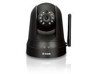D-Link DCS-5010L Wireless N Home Monitor 360 (IP-Cam) retail novērošanas kamera