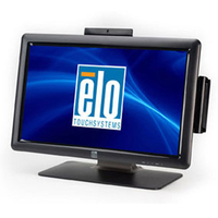 Elo Touch Solutions 2201L 22 desktop touch iTouch widescreen, dark grey monitors