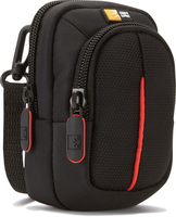 Case Logic DCB302 Compact Camera Case/ Nylon/ Black/ For (3. soma foto, video aksesuāriem
