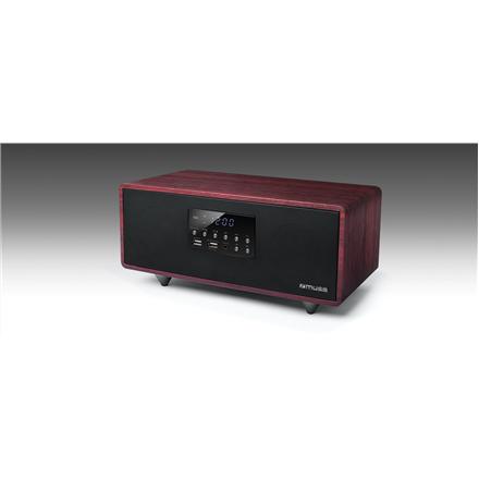Muse M-630DWT Bluetooth, NFC, AUX in, FM radio mūzikas centrs