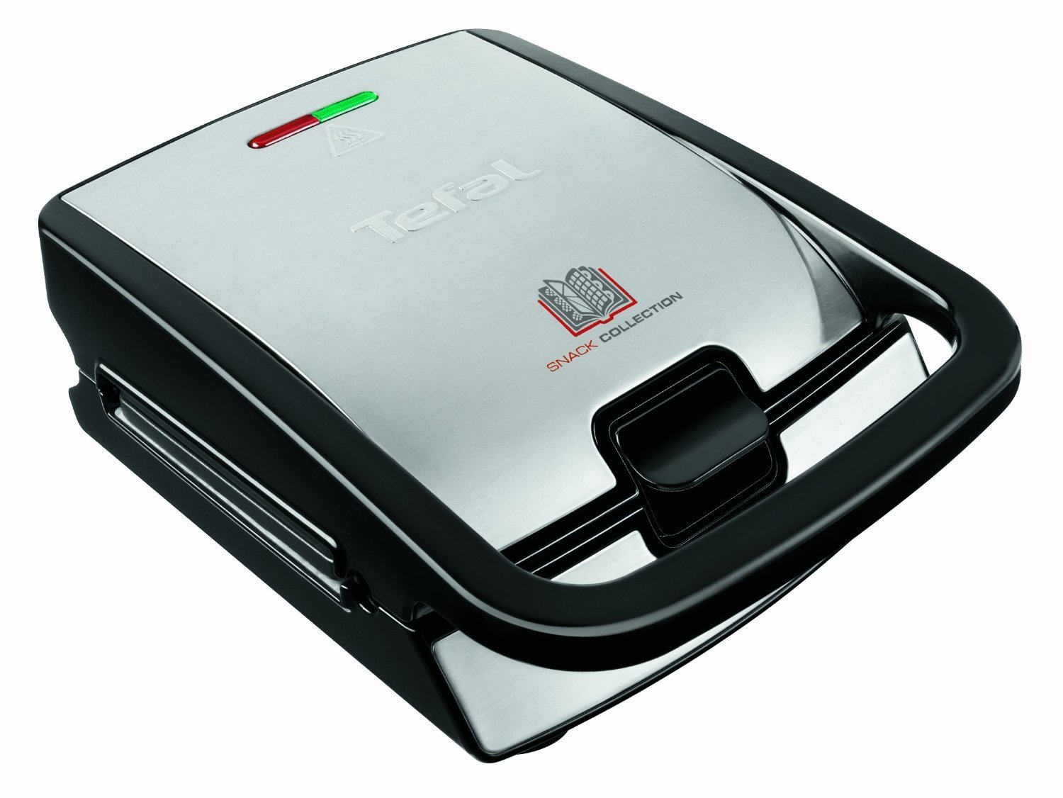 Tefal Snack Collection SW 852D - waffle maker - toaster - 700W SW 852D vafeļu panna