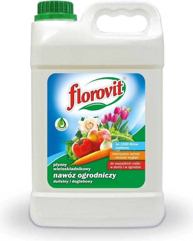 Florovit Nawoz uniwersalny 2,8L 2596