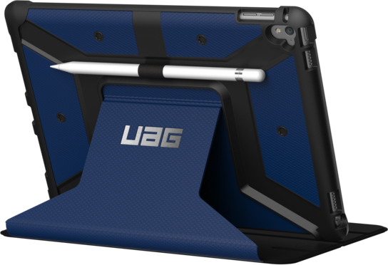 Urban Armor Gear Folio Case for Apple 9.7 iPad Pro Cobalt blue planšetdatora soma