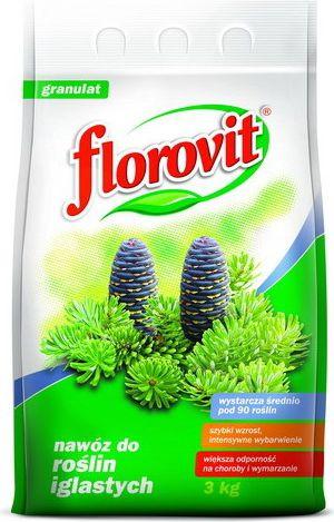 Florovit Nawoz do roslin iglastych worek 3kg (2970) 2970