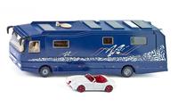 Siku super Kamper Volkner Mobil bērnu rotaļlieta