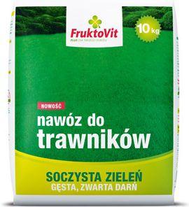 FruktoVit Nawoz do trawnikow PLUS 10kg 1064