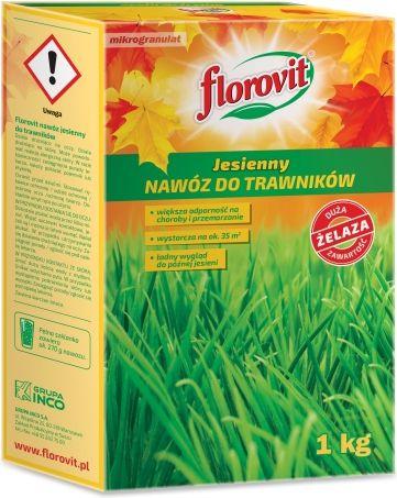 Florovit Nawoz jesienny do trawnikow 1kg (5263) 5263