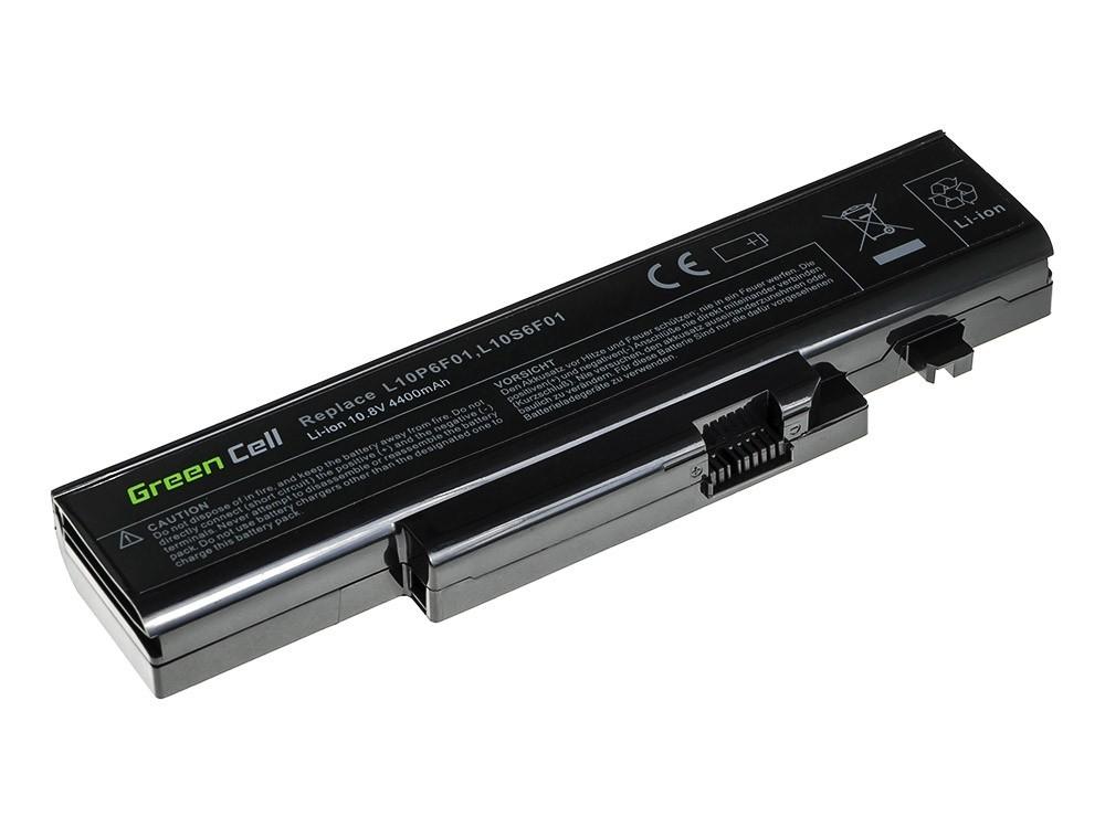 Green Cell for Lenovo IdeaPad Y470, Y471, Y570 (LE62) akumulators, baterija portatīvajiem datoriem