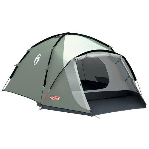 Coleman Rock Springs 4 dome tent telts Kempingiem, pārgājieniem