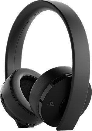 SONY WIRELESS HEADSET 2.0 GOLD PS4/PS3/PSVITA spēļu aksesuārs