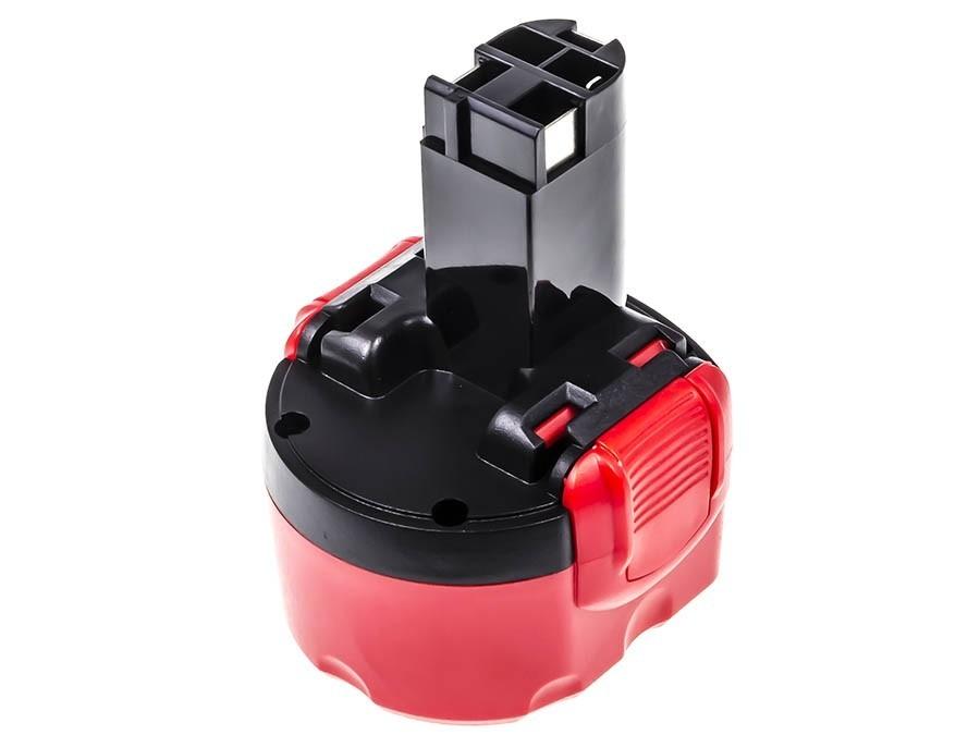 Green Cell Power Tool Battery for Bosch O-Pack GSR 9.6VE2 PSR 9.6VE-2 Baterija