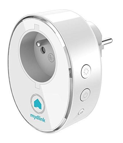 D-Link DSP-W115 Smart Plug WiFi drošības sistēma