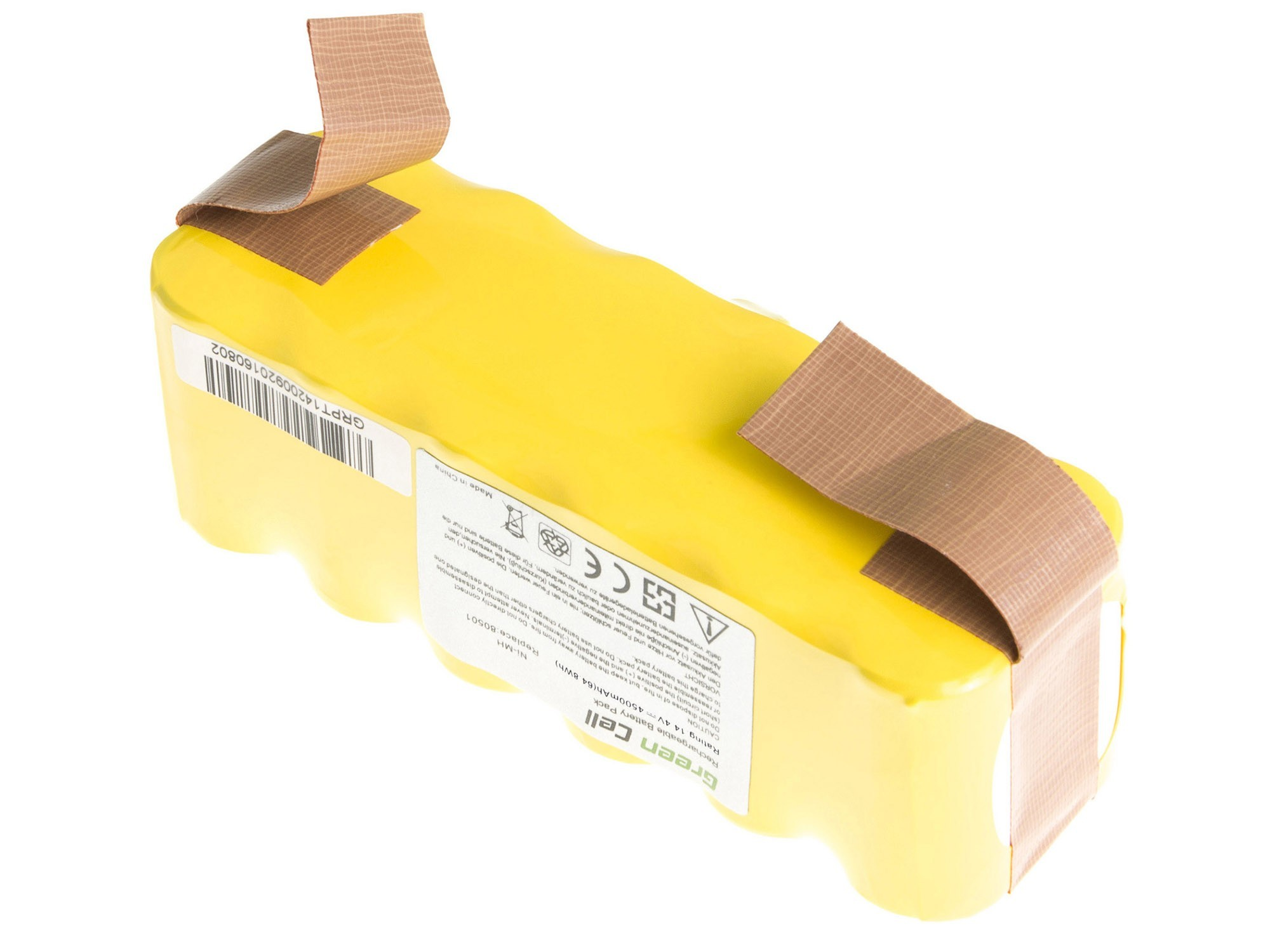 Green Cell Battery for iRobot Roomba 510 530 540 550 560 570 580 610 620 625 760 770 780 aksesuārs putekļsūcējam