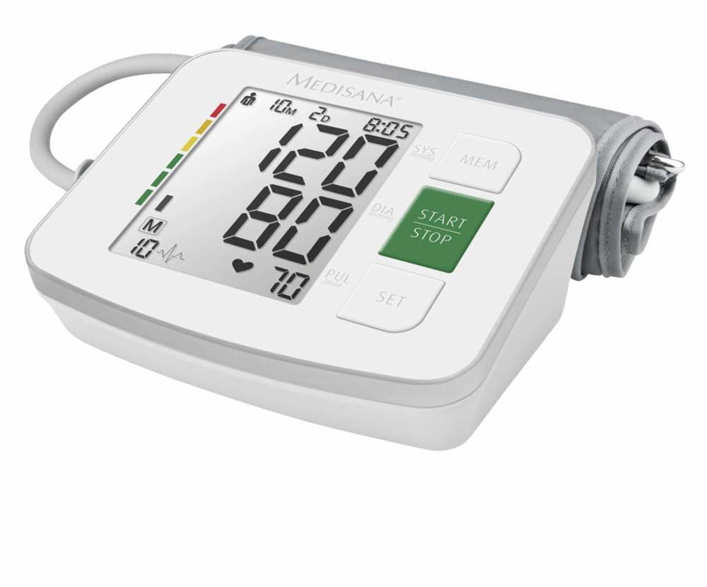 Medisana BU512 51162 4015588511622 asinsspiediena mērītājs
