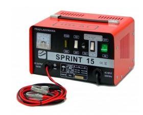 Ideal Prostownik do ladowania akumulatorow SPRINT 15 230V 12-24V SPRINT15 SPRINT15 auto akumulatoru lādētājs