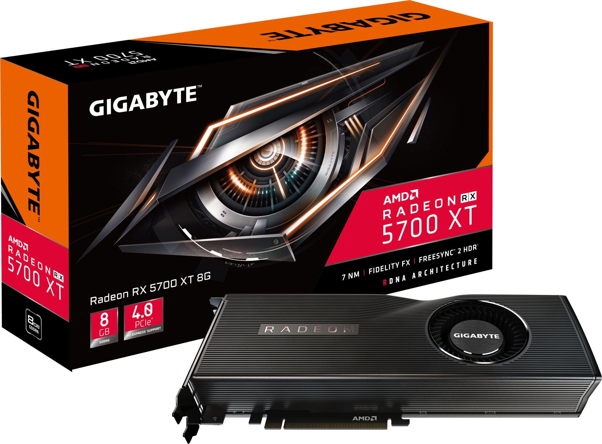 Gigabyte Radeon RX 5700 XT 8G video karte