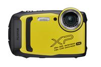 Fujifilm FinePix XP140 yellow Digitālā kamera