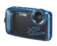 Fujifilm FinePix XP140 sky blue Digitālā kamera