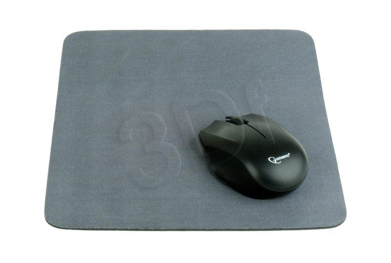 Gembird Cloth Mouse Pad Grey peles paliknis