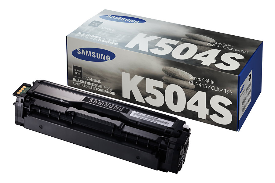 Samsung CLT-K504S BLACK toneris