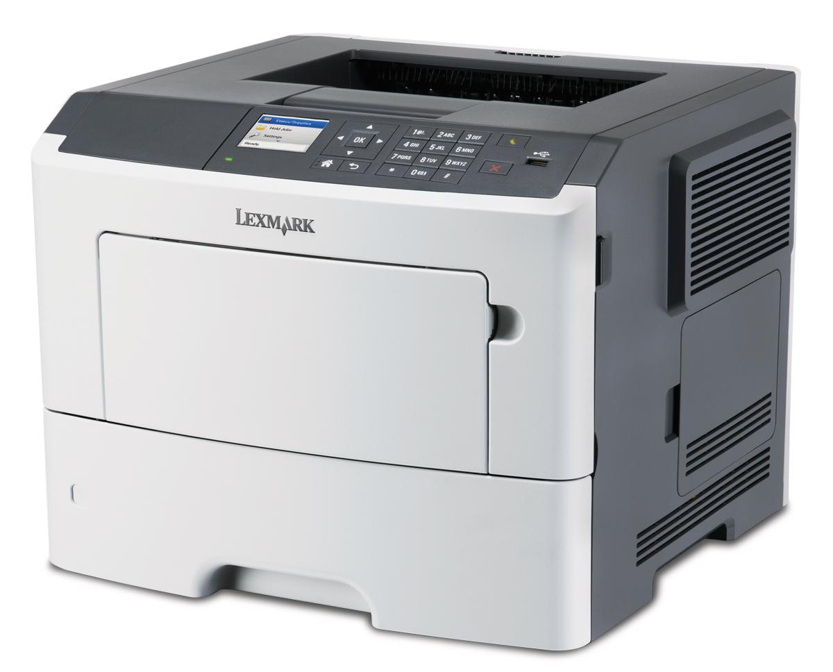 Lexmark MS610DN printeris
