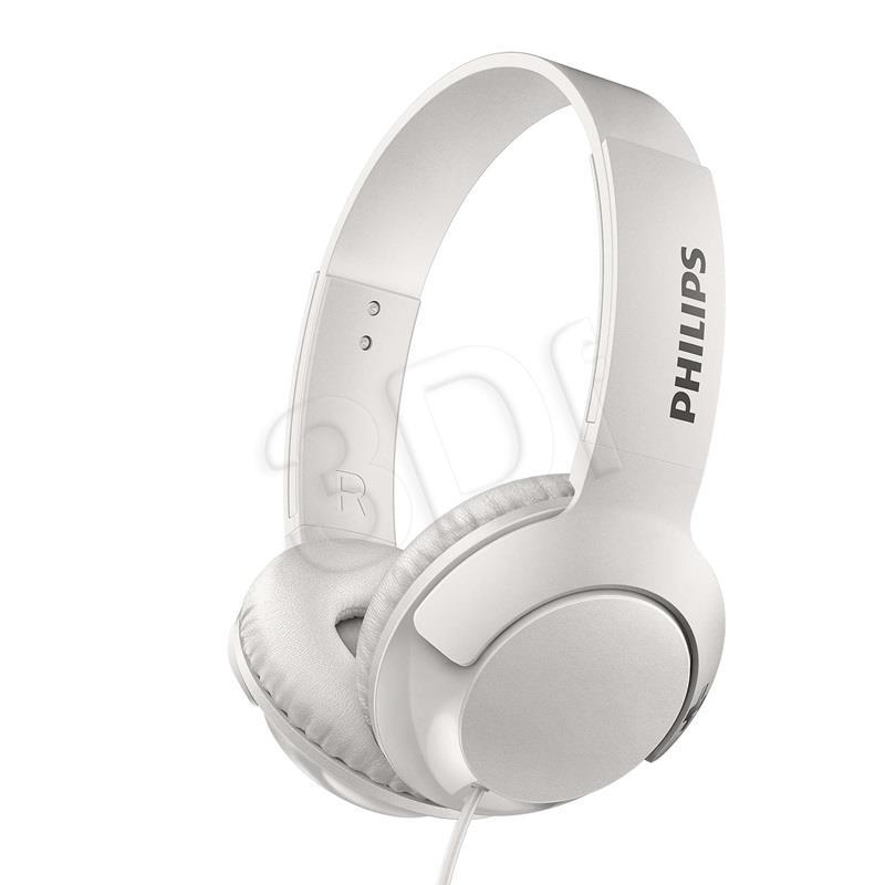 Philips SHL3070WT/00 White austiņas