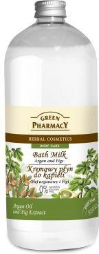 Green Pharmacy Plyn do kapieli Olej Arganowy & Figi 1000ml 811343