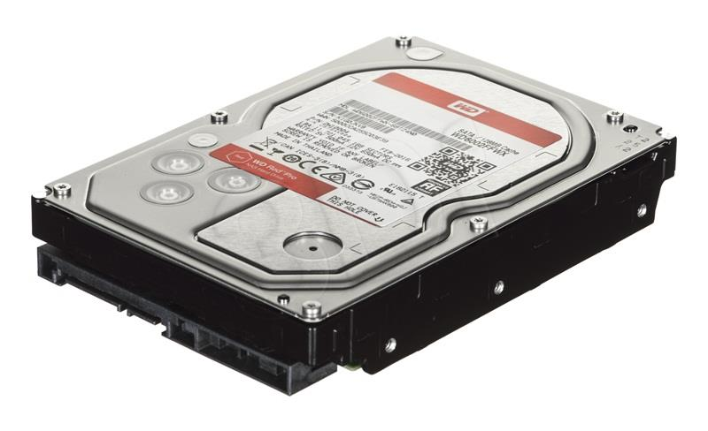 Internal HDD WD Red Pro 3.5'' 2TB SATA3 64MB IntelliPower, 24x7, NASware cietais disks