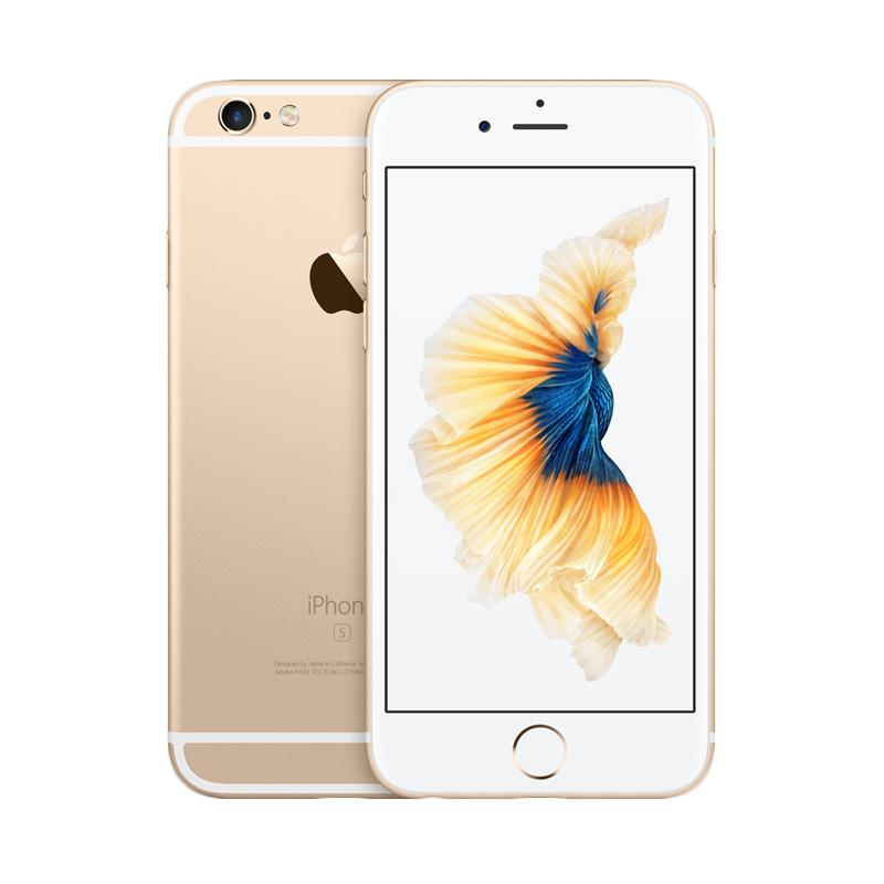 iPhone 6s Plus 128GB Gold Mobilais Telefons