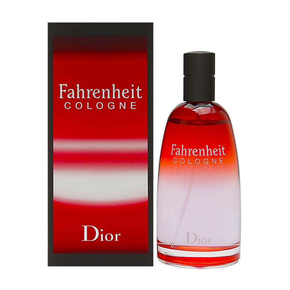 Christian Dior Fahrenheit Cologne 125ml Vīriešu Smaržas