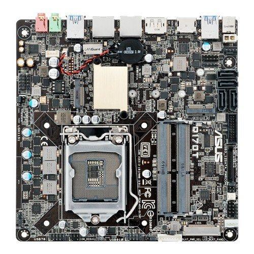 MB ASUS Q170T     (Intel,1151,DDR4,mITX) pamatplate, mātesplate
