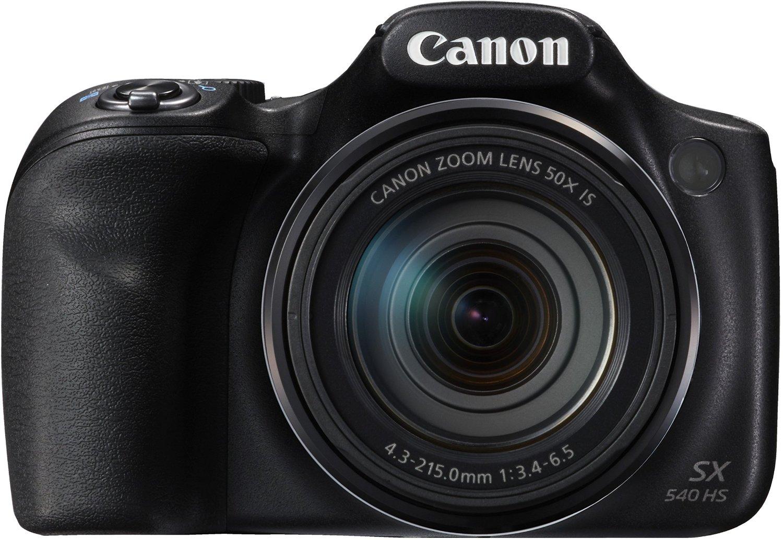 Canon PowerShot SX540 HS black Digitālā kamera