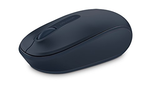 Microsoft Wireless Mobile Mouse 1850 - BLUE Datora pele