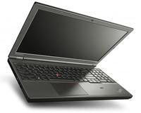 Notebook Lenovo ThinkPad T540p i7-4710MQ 8GB 15 5  3K 256GB HD4600 GT730M LTE Win7P Win8.1P black 20BE00B8PB 3Y Portatīvais dators