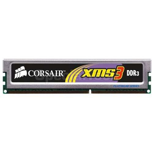 CORSAIR DDR3 8GB Kit 2x4GB  1600Mhz operatīvā atmiņa