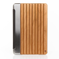 Woodcessories EcoGuard Business iPad Pro 9,7  cherry + silver planšetdatora soma
