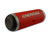 Enermax - Portable Bluetooth Speaker - EAS01 Red pārnēsājamais skaļrunis