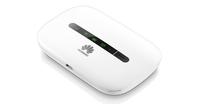 Huawei Modem E5330 3G Wi-Fi white WiFi Rūteris