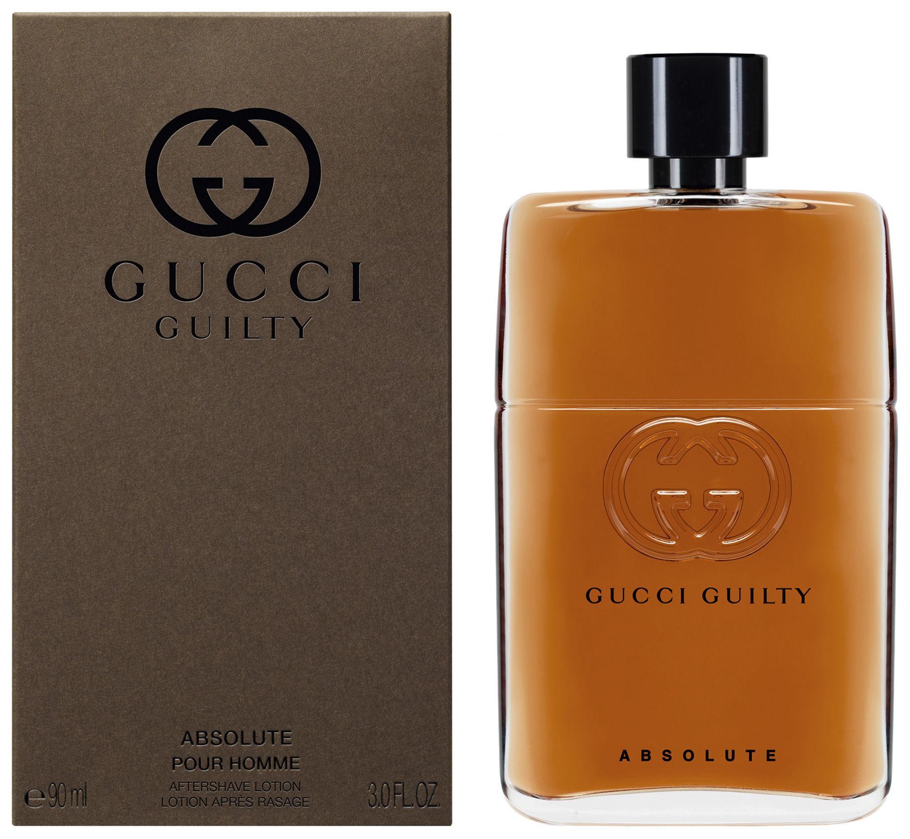 Gucci Guilty Absolute Pour Homme 90ml Vīriešu Smaržas