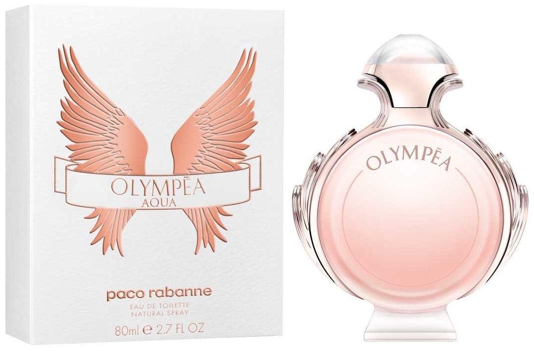 Paco Rabanne Olympea Aqua 80ml Smaržas sievietēm