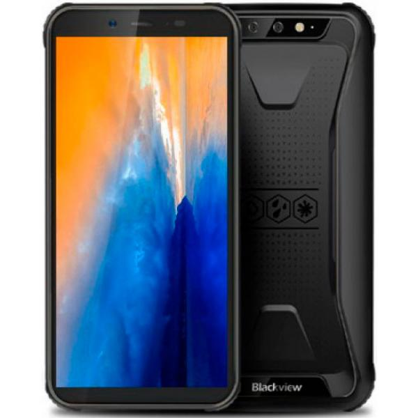 Blackview BV5500 2/16GB  Black Mobilais Telefons