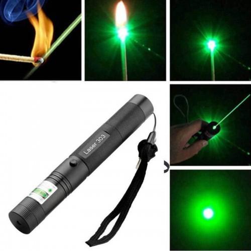 10 Miles Range 532nm Green Laser Pointer Light Pen Visible Beam High Power Lazer Speciālie produkti