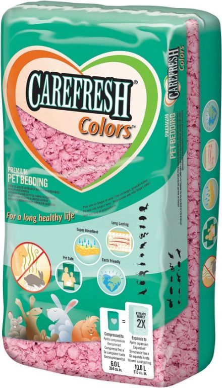 JRS WOOL CAREFRESH COLORS 10L PINK grauzējiem