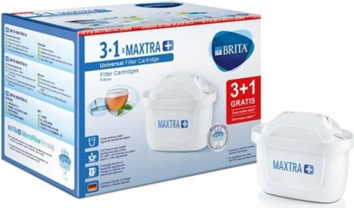 Brita MAXTRA + (PLUS)  3+1 (4 pack) Virtuves piederumi