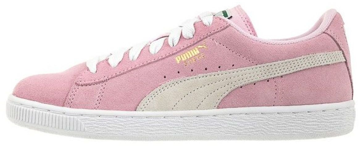 Puma Buty Juniorskie Suede JR Pink Lady rozowe r. 38 1/2 (355110 30) 355110 30