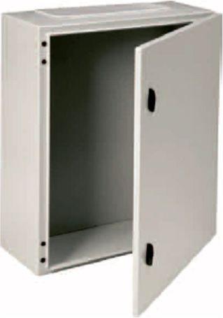 PCE Obudowa metalowa Argenta z plyta IP66 60 x 60 x 25cm (49074) 49074
