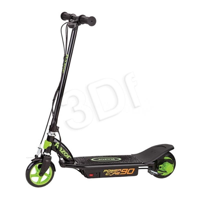 Razor E90 Electric Scooter - Green Elektriskie skuteri un līdzsvara dēļi